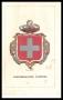 Stemma Confederazione Elvetica in cromolito 1857