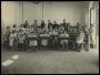 Fotografia storica di una classe femminile