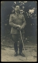 Napoli Fotografia Soldato in uniforme militare