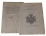 Documento Reale sui dazi comunali in Piemonte