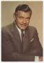 Clark Gable cartolina d'epoca