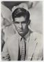 Anthony Perkins cartolina d'epoca