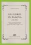 Anastatica Ebraica Gli Ebrei a Padova (1300-1800)