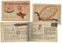 S.A.HEUMANN di Milano 1939 Libretto pubblicitario