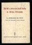 Diritti e interessi dell'Italia in Africa Orientale