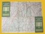 Automobil Karte vom schwarzwald