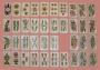 Carte da gioco Piacentine Modiano non complete 1963