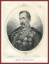 Generale Durando Litografia '800