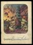 Quaderno d'epoca Salgari La scimitarra di Budda