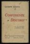 Conferenze e discorsi