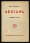 Adriana Commedia in tre atti