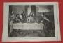 La cena in Emmaus del Tiziano xilografia